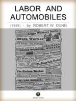 Labor and Automobiles