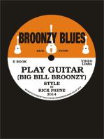 Broonzy Blues