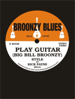 Broonzy Blues