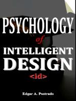 Psychology of Intelligent Design