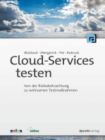 Cloud-Services testen