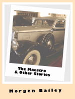 The Maestro & Other Stories (three free flash fictions)
