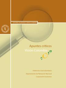 Apuntes críticos. Visión Colombia 2019