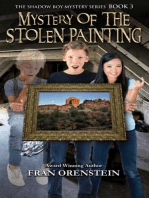 Mystery of the Stolen Painting
