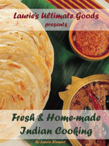 Laurie's Ultimate Goods presents Fresh and Home-made Indian Cooking