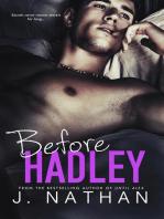 Before Hadley