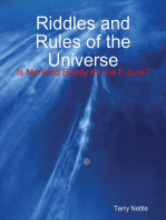 Riddles and Rules of the Universe