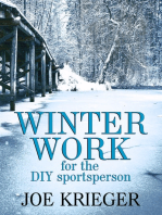 Winter Work for the DIY sportsperson