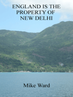 England is the Property of New Delhi