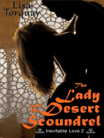 The Lady and the Desert Scoundrel (Inevitable Love 2)