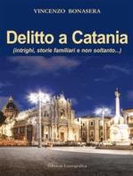Delitto a Catania