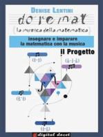 Doremat, la Musica della Matematica - il Progetto