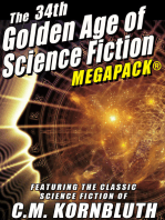 The 34th Golden Age of Science Fiction MEGAPACK®