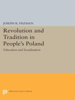 Revolution and Tradition in People's Poland