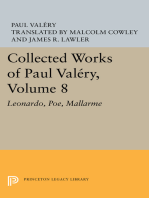 Collected Works of Paul Valery, Volume 8
