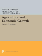 Agriculture and Economic Growth: Japan's Experience