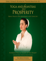 Yoga & Mantras for Prosperity