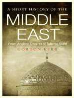 A Short History of the Middle East