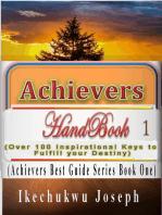 Achievers Handbook 1