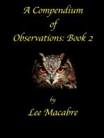 A Compendium of Observations Book 2