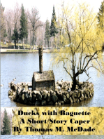 Ducks with Baguette