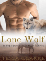 Lone Wolf (The Wolf Shifters of Raven Ridge Paranormal Romance, #1)