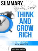 Napoleon Hill's Think and Grow Rich | Summary