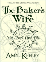 The Baker's Wife (part one)