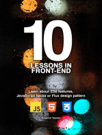 10 Lessons in Front-end