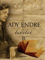 Ady Endre levelei 2. rész