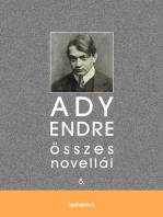 Ady Endre összes novellái V. kötet