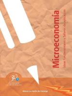 Microeconomía. Ideas fundamentales y Talleres de aplicación