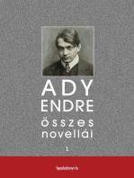 Ady Endre összes novellái I. kötet