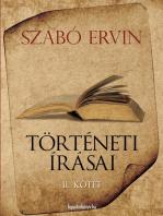 Szabó Ervin történeti írásai II. kötet