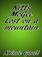 Kitts McGee Lost on a Mountain