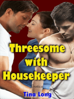 Threesome With Housekeeper (Erotica)
