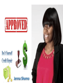 Do It Yourself Credit Report
