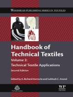 Handbook of Technical Textiles: Technical Textile Applications