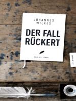Der Fall Rückert (eBook)