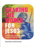 Shaking the World for Jesus