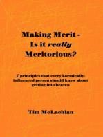Making Merit
