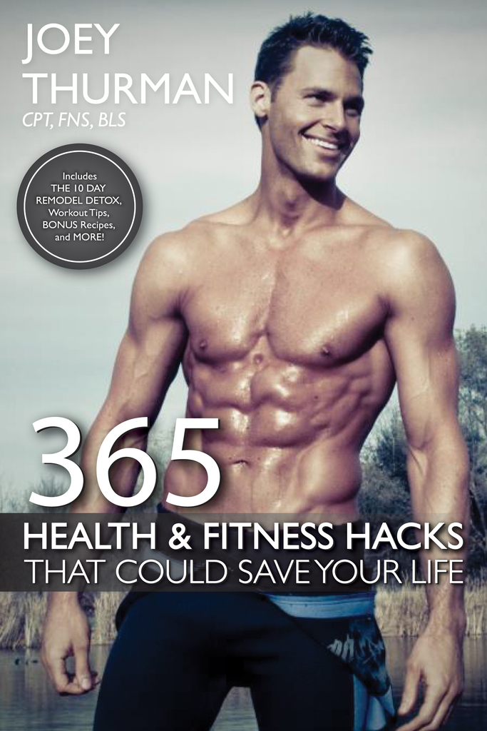 read 365 health and fitness hacks that could save your life online by joey thurman