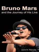 Bruno Mars and the Journey of His Life