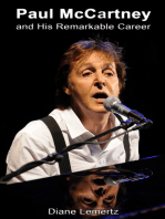 Paul McCartney and His Remarkable Career