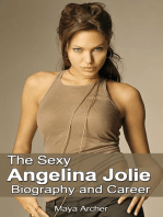 The Sexy Angelina Jolie Biography and Career