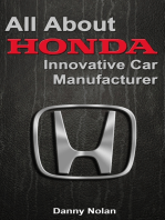All about Honda