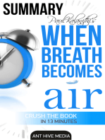 Paul Kalanithi's When Breath Becomes Air | Summary