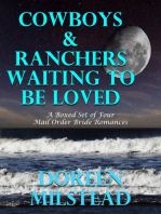 Cowboys & Ranchers Waiting to Be Loved