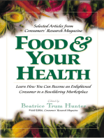 Food & Your Health