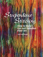 Stupendous Stitching: